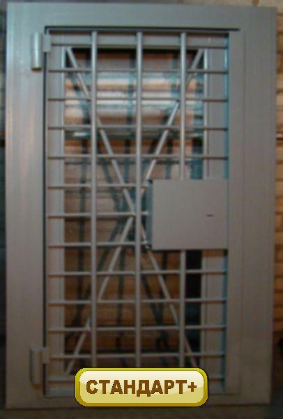 двери металлические служебные решетчатые прайс